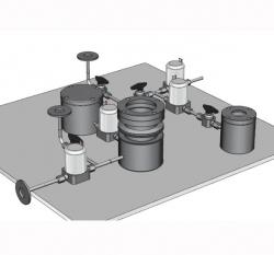 实验室非标真空系统
